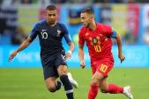 دوري الأمم الأوروبية: فرنسا تلتقي بلجيكا وإيطاليا تواجه إسبانيا في نصف النهائي