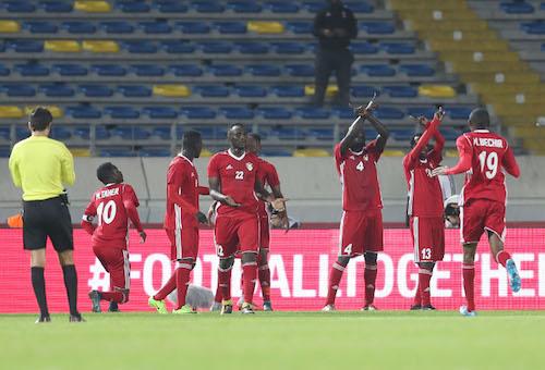 """السودان تهزم موريتانيا وترافق """"أسود البطولة"""" إلى ربع نهائي كأس إفريقيا للمحليين"""