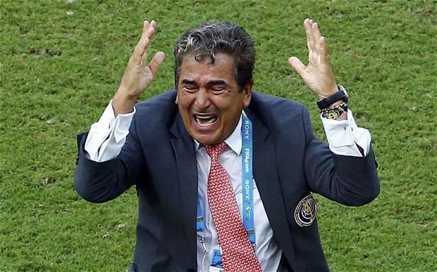 بينتو يستقيل من تدريب كوستاريكا