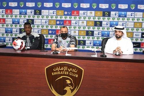 رئيس الإمارات الإماراتي يُساند السكتيوي ولاعبيه لتجاوز أزمة النتائج المحققة بداية الموسم