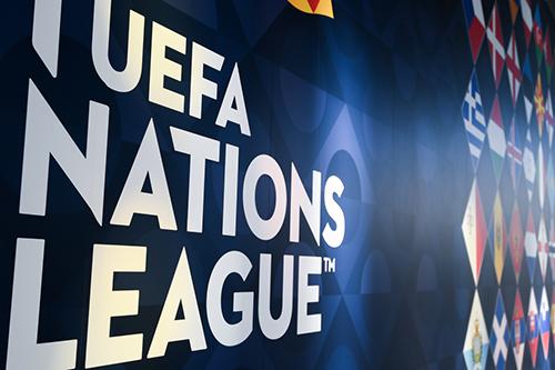 جمهور قياسي في الدور قبل النهائي من دوري الأمم الأوروبية