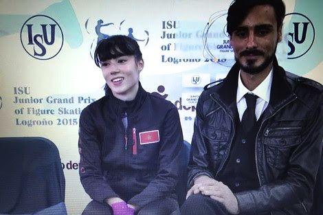 مهاجر مغربي يطالب بدعم ابنته لتمثيل البلاد في أولمبياد كوريا