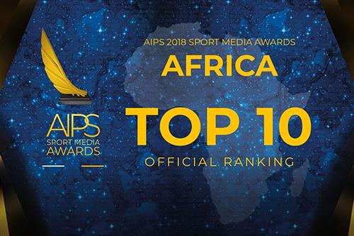 """""""هسبورت"""" حاضرة في الجائزة الدولية للصحافة الرياضية وفنكار الأفضل إفريقيا"""