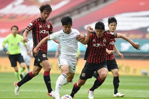 سيونغنام يهزم إف سي سول في دوري كوريا