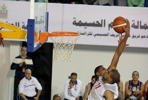برنامج مباريات ربع نهائي البطولة العربية لكرة السلة