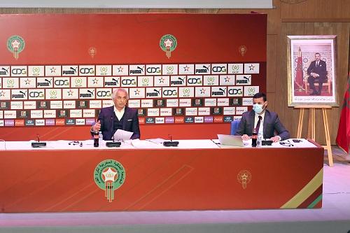 """خاليلوزيتش: التأهل لـ""""المونديال"""" هدفي الأول.. وهذا رأيي في لاعبي البطولة"""