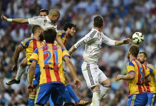 تاريخ مواجهات ريال مدريد وفالنسيا