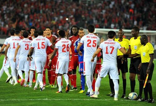 """تاريخ """"الوداد"""" مع مباريات دور ما قبل المجموعات من دوري أبطال إفريقيا"""