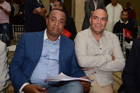 الناصيري يسدد مستحقات لاعبي الوداد قبل بدء استعدادات الموسم