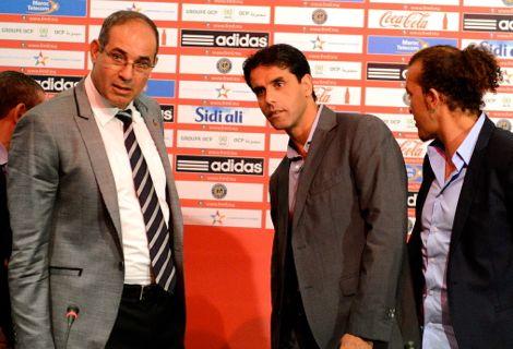 الزاكي: أرفض التواصل مع تاعرابت في نشاط هدفه تكريم لاعب دولي